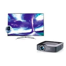 Monitors, Projectors & Accessories