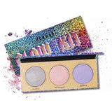 Wholesale Women High Quality 3 Colors Eye Shadow And Highlighter Palette 10 Twenty 2