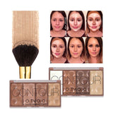 30 Set's) Base Contouring Palette Foundation Concealer Powder
