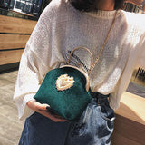 DASSA SHELL SHAPED BAG