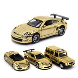 Wholesale Children Alloy Mercedes Pull Back Model Toy
