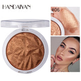 Wholesale Oil Control Brightening Facial Concealer Makeup Baked Powder Cosmetic Compact Powder 10 Twenty 2