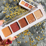 Wholesale 5 Colors Glitter Sunset Eye Shadow Palette 10 Twenty 2