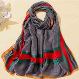Wholesale Women Fashion Geometric Printed Square ScarveS GUCCI 10 TWENTY 2