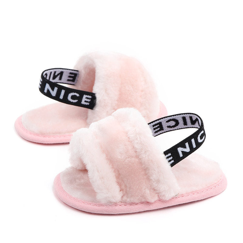 30 Set's)Wholesale Baby Simple Plush Soft Sole Prewalker-10 TWENTY 2 RETAIL©