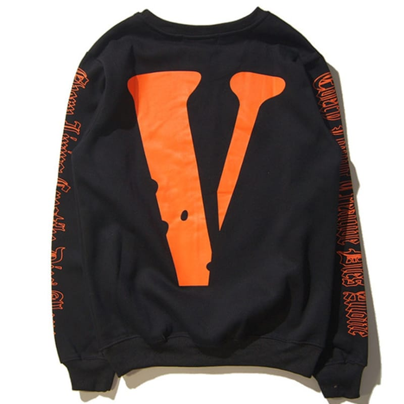 30 Set's) V Round Neck Long Sleeves Sweatshirt