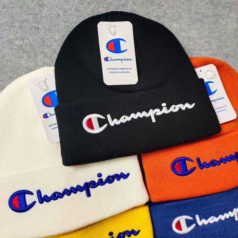 Champion Thick Stretch Knitted Hat wholesale vendor 10 twenty 2
