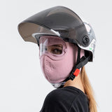 Wholesale Creative Velcro And Goggles Design Face Mask Hat 10 twenty 2