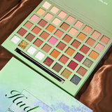 30 Set's) Matte Pearlescent Eye Shadow Pallets