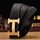 Wholesale Wholesale Fashion Metal H Buckle PU Belt hermes 10 twenty 2