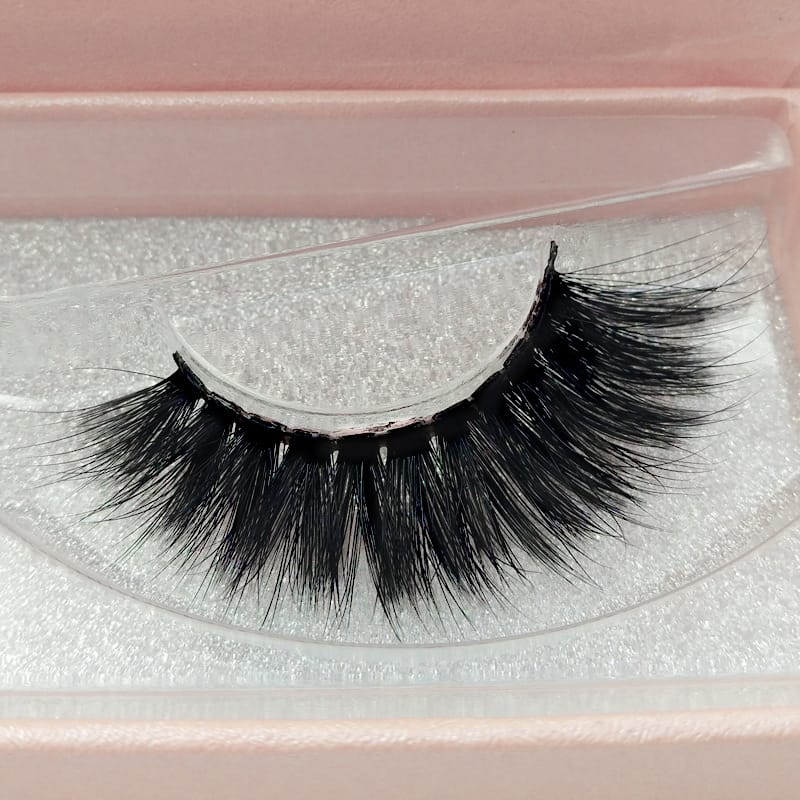 30 Set's) 3D Imitation Mink Hair False Eyelashes