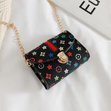 30 Set's) Wholesale Girls Retro Mini PU Crossbody Bag