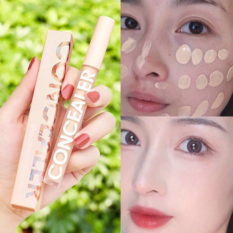 Wholesale Full Coverage Waterproof Concealer Cover Scars Acne Liquid Makeup