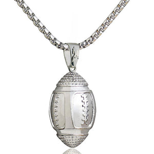 Football Necklace For Men And Women
