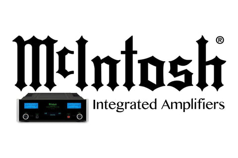 McIntosh Integrated Amplifiers