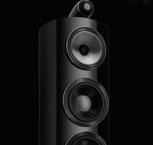 804 D3 Floorstanding Speakers