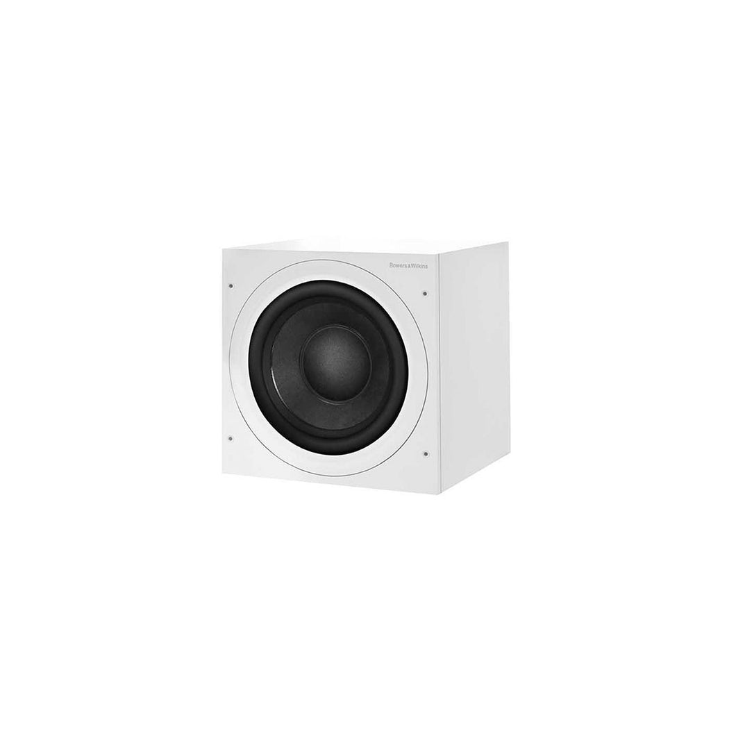 White ASW610 subwoofer