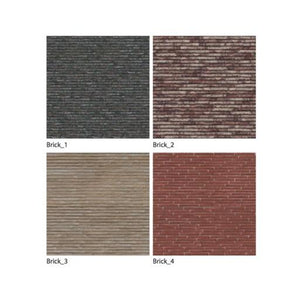 Brick Collection - Flat Panel VMT