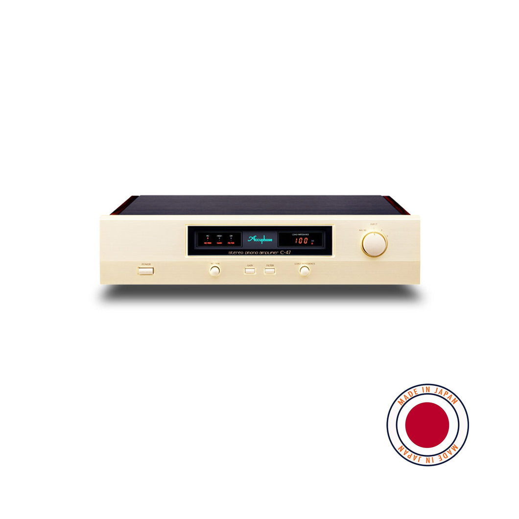 C-47 Stereo Preamplifier