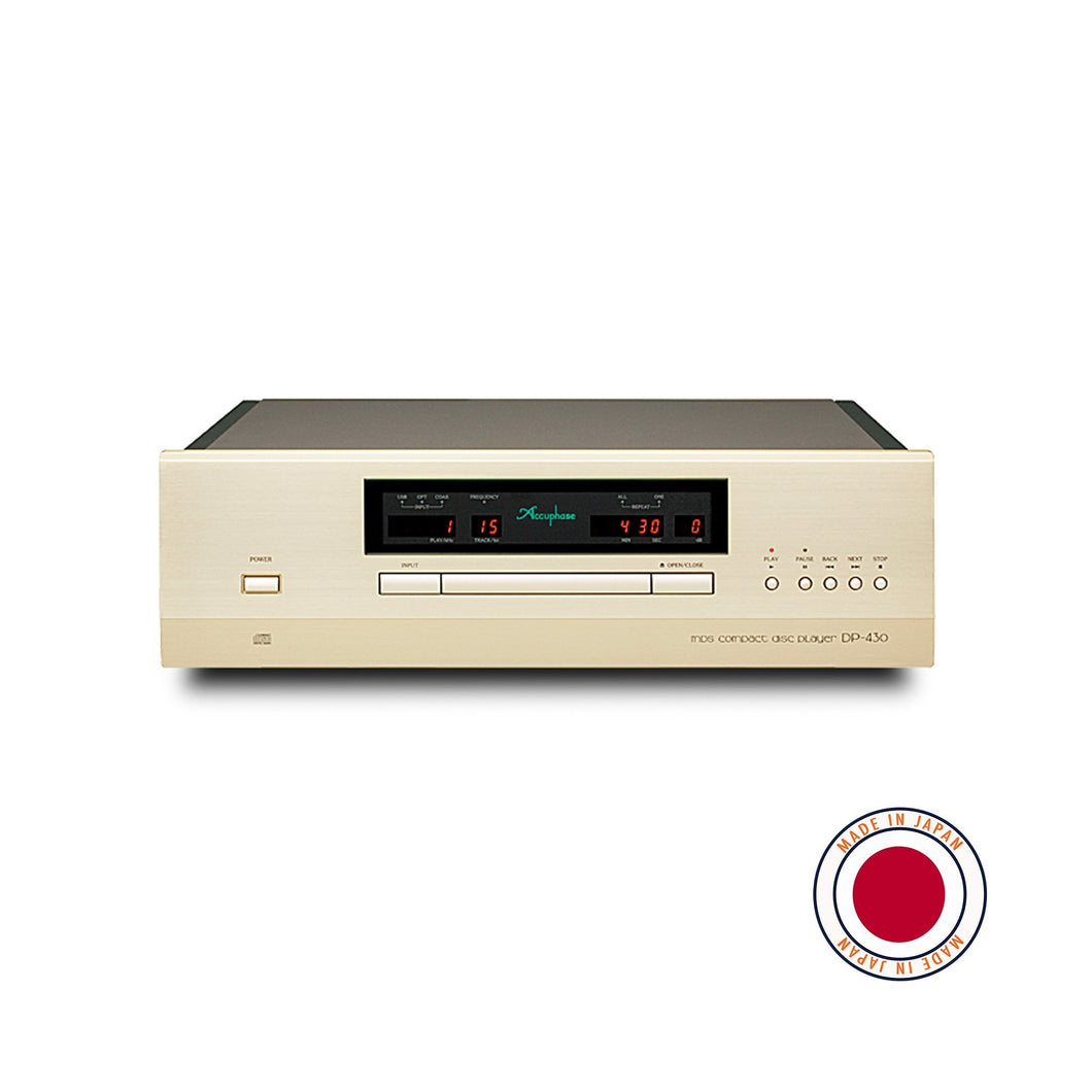 DP-430 MDS Compact Disc Player