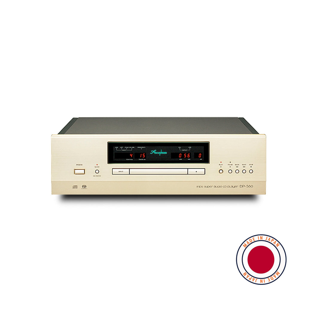 DP-560 MDS SA-CD Player