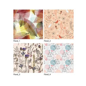 Floral Collection - Flat Panel VMT