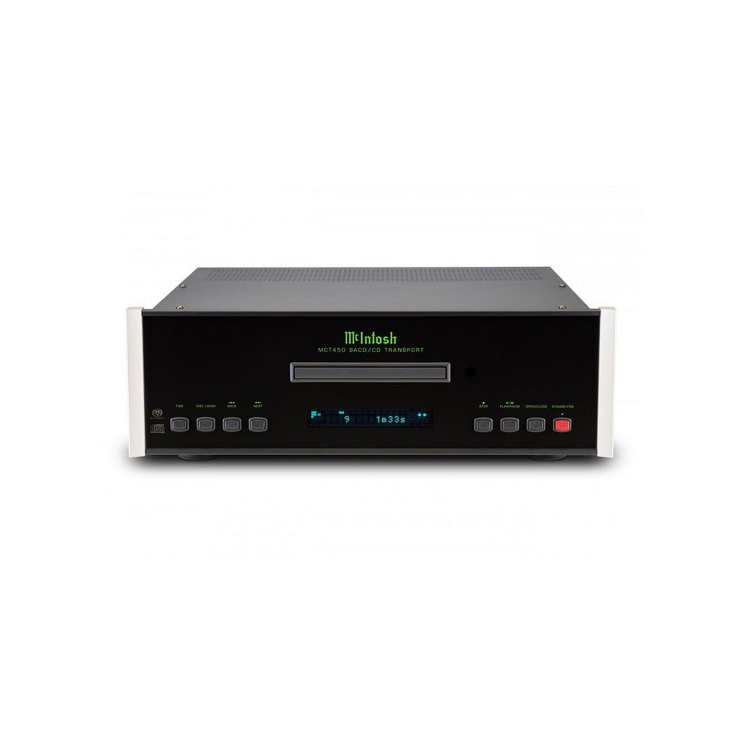 MCT450 2-Channel SACD/CD Transport