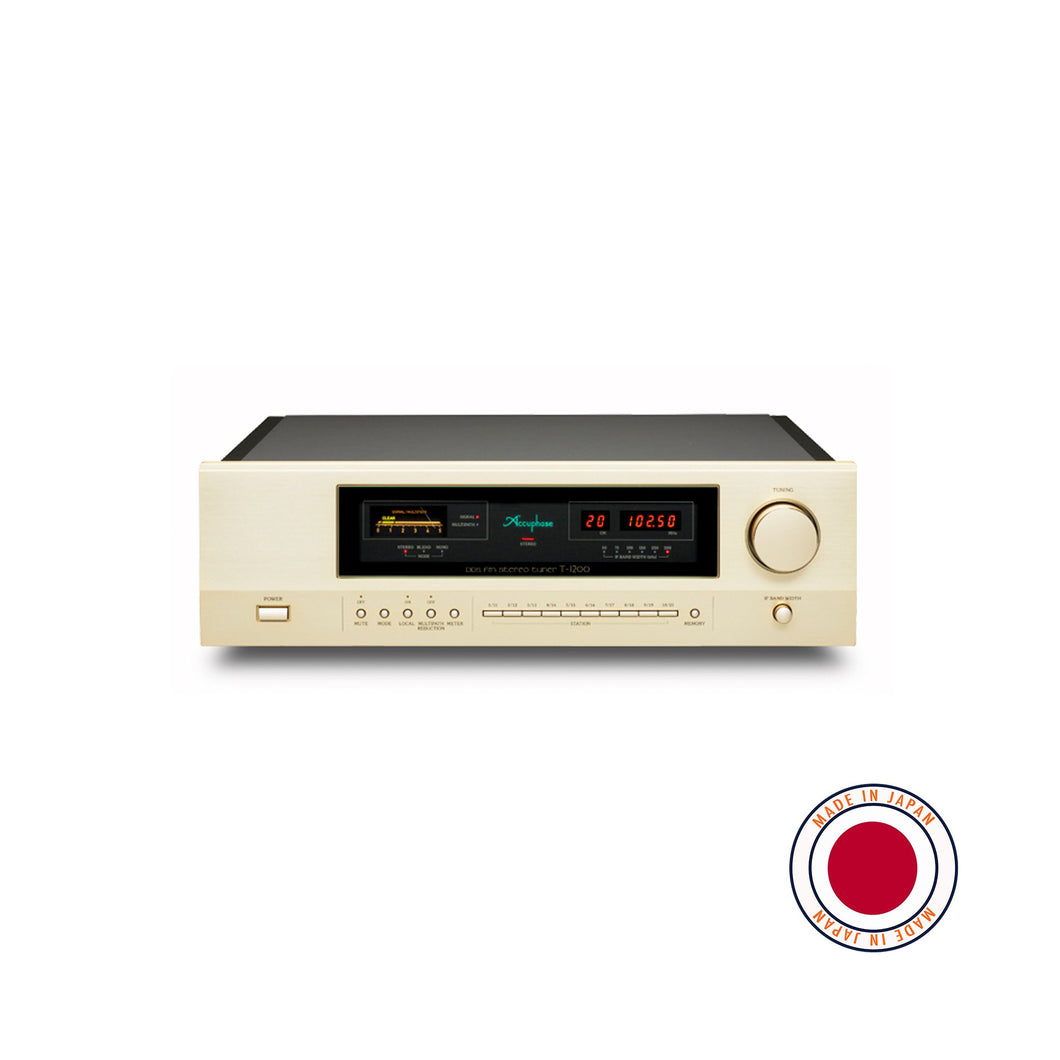 T-1200 DDS FM Stereo Tuner