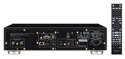 UDP-LX500 Universal Disc Player