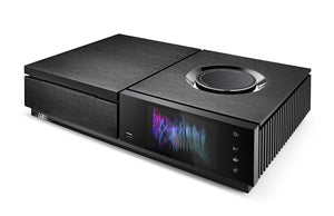 Uniti Star DAC integrated amplifier with CD player