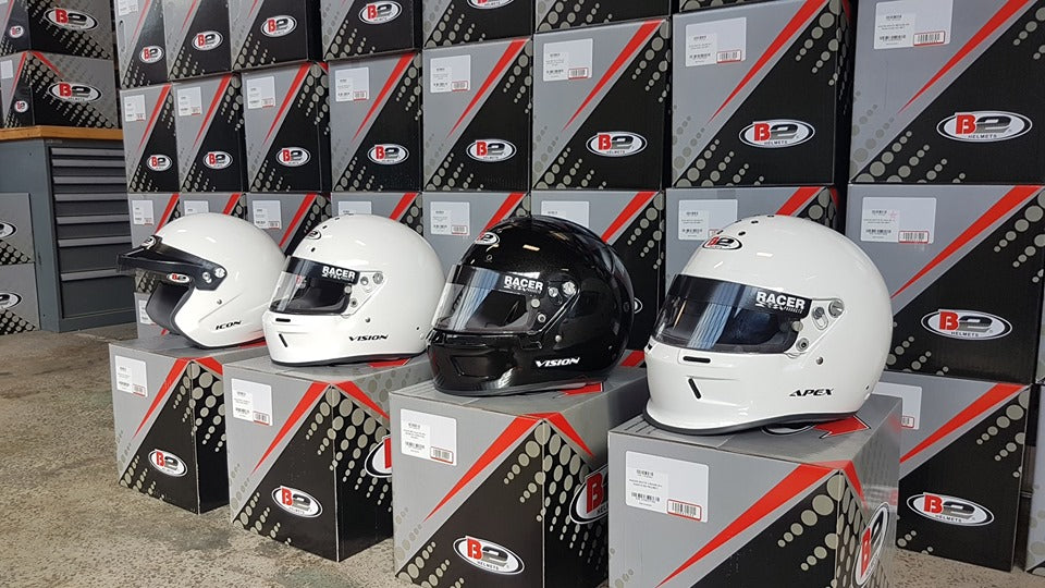 New B2 helmets by Bell!