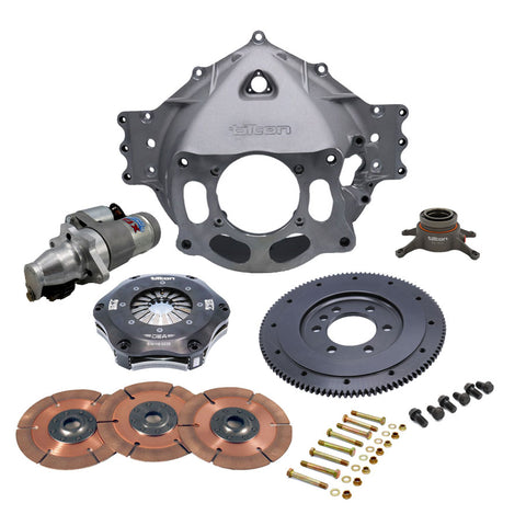 "52 Series 7.25"" Driveline Package"