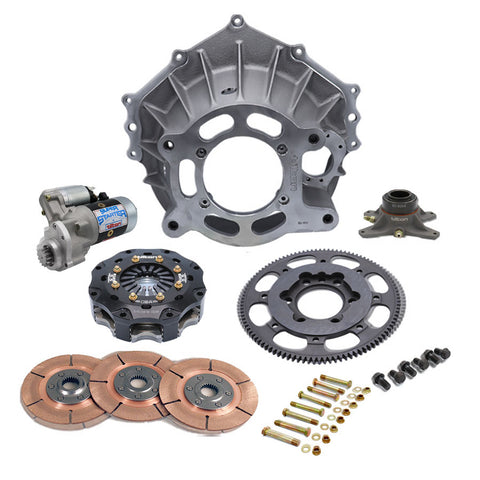 "52-Series UTGC 5.5"" Driveline Package"