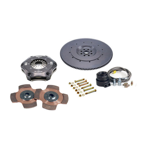 Subrau Clutch-Flywheel Assembly