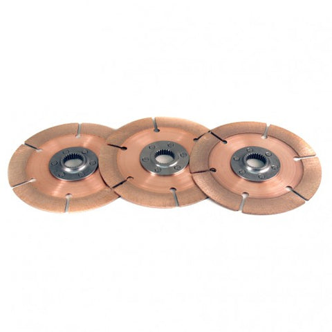 Metallic Disc Pack 3 Plate 7.25""