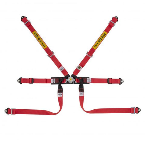 Sabelt Harness - Formula Steel Series