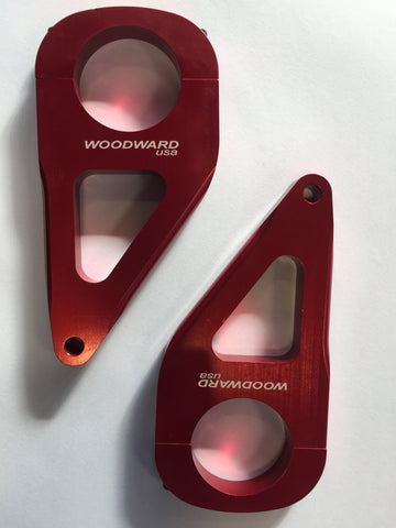 Woodward Dash Brackets.