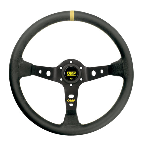 OMP Steering Wheel - Corsica, Leather