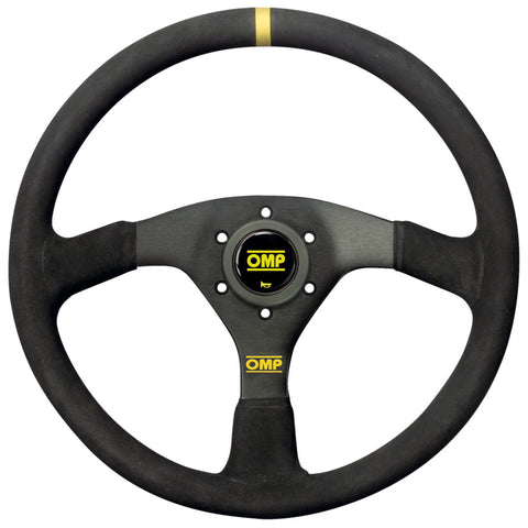 OMP Steering Wheel Velocita 350mm Flat