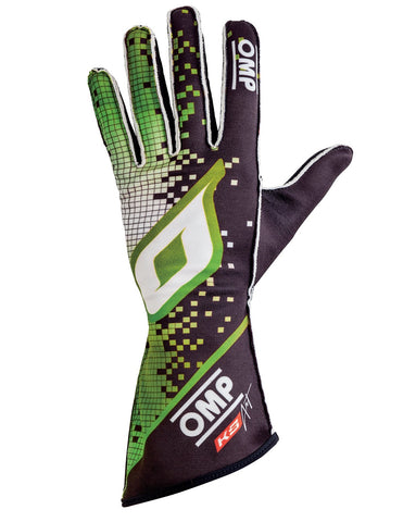 OMP KS-ART Kart Gloves