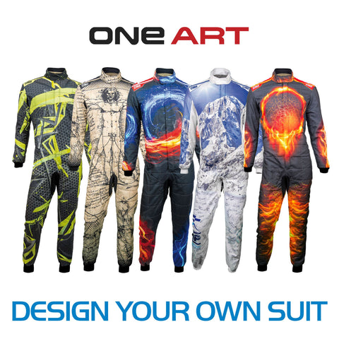Custom OMP One Art Suit