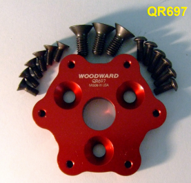 Woodward QR697- Steering Wheel Adaptor