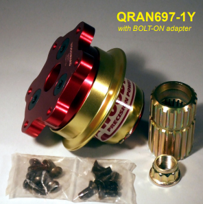 Woodward QRAN697-1Y Quick Release (Bolt On)