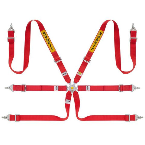 Sabelt Harness - Saloon Steel Series 2""