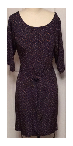 Ilana 3/4 Length Sleeve Dress