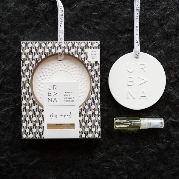 Citrus + Seed Spa Collection