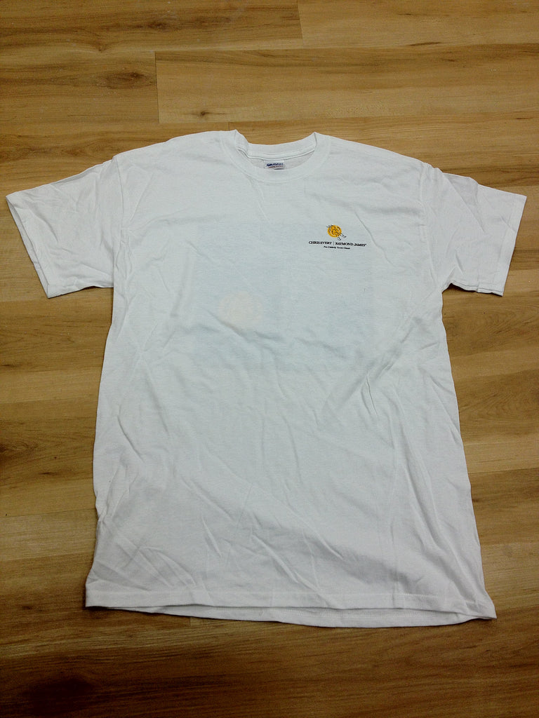 "Men ""For Evert"" T-Shirt White"