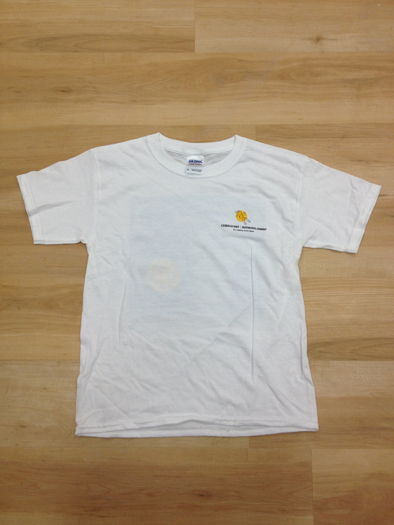 "Youth - ""For Evert"" T-Shirt White"