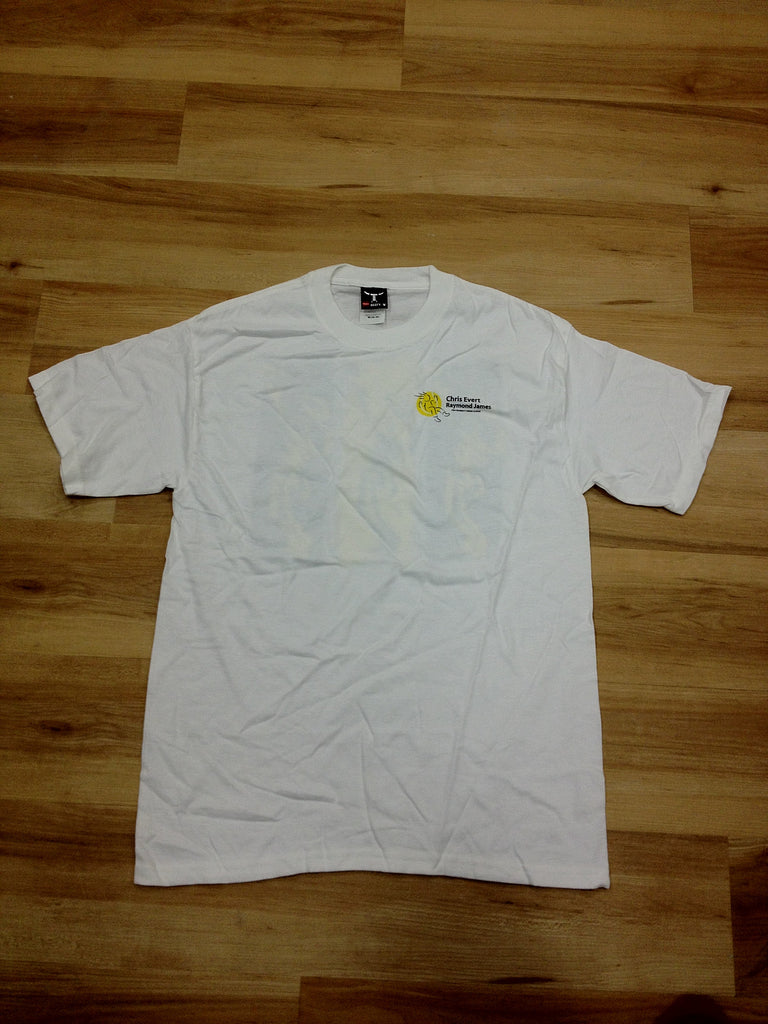 "Men ""Tri-Men"" T-Shirt White"