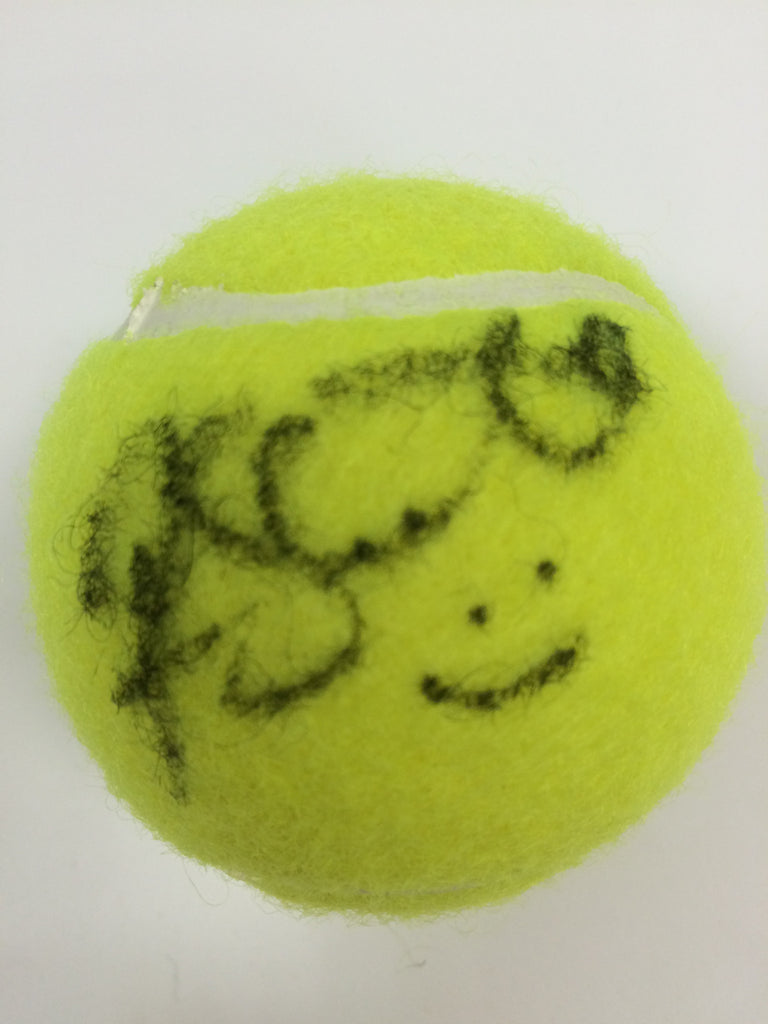 Rennae Stubbs Autographed Tennis Ball